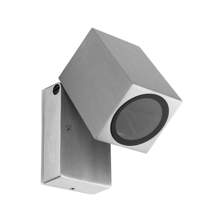 LED Wandleuchte Onuba Aluminium  Ledkia Deutschla -> Wandleuchte Led Aluminium