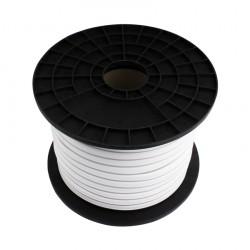 LED Neon Flex Lichtschlauchrolle Warm Weiß 50 Meter Rolle