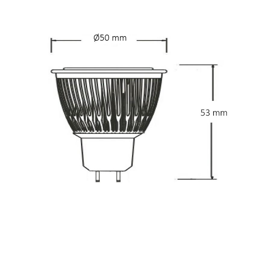 Ziemlich Led Lampe Gu53 Fotos - Die Küchenideen - greecoin.info