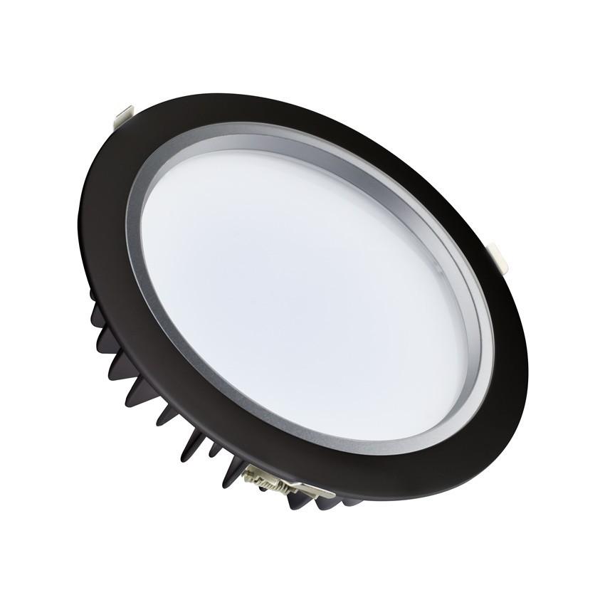 Led Einbaustrahler Downlight Samsung 25w 120lm W Schwarz
