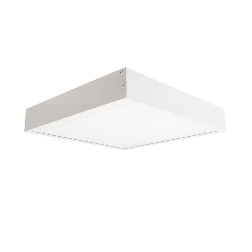 befestigungsset oberfl che f r led panels 30x30cm ledkia deutschland. Black Bedroom Furniture Sets. Home Design Ideas
