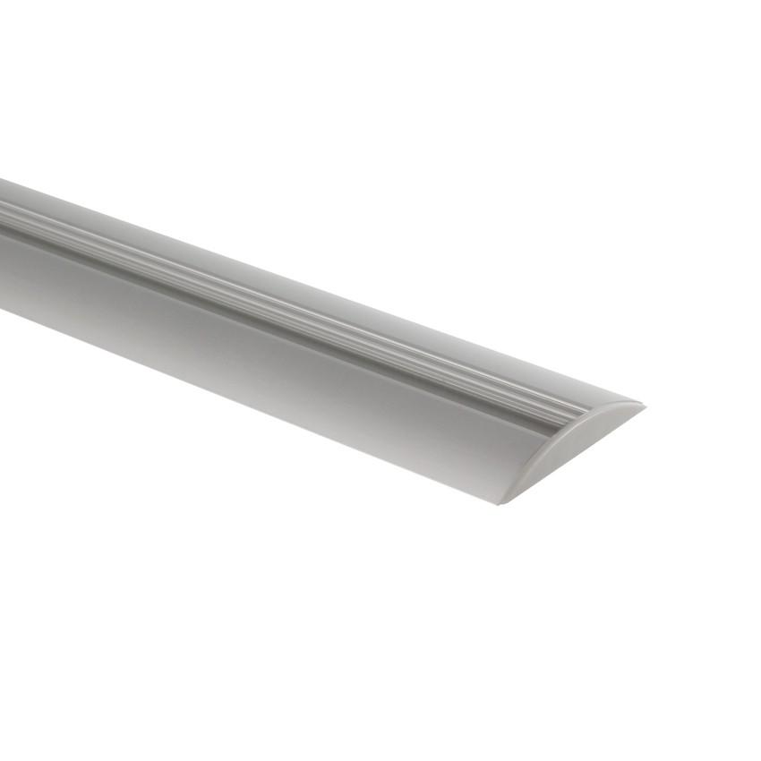 aluminium profil 1m f r led strips 12v p7 ledkia deutschland. Black Bedroom Furniture Sets. Home Design Ideas