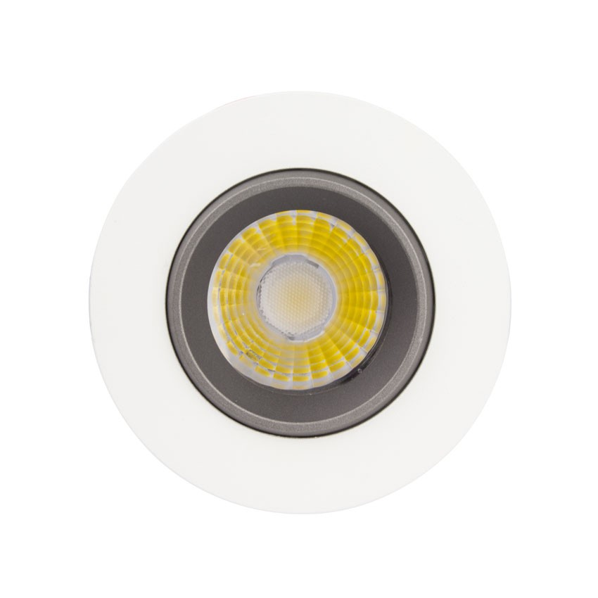 led strahler downlight cob schwenkbar 360 rund 3w design. Black Bedroom Furniture Sets. Home Design Ideas