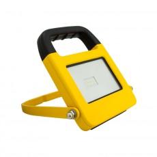 LED Handstrahler SuperSlim 20W mit Batterie