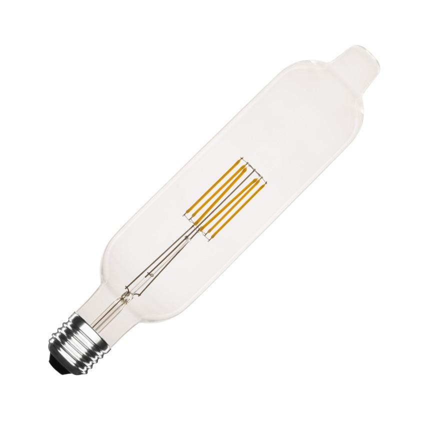led lampe e27 dimmbar filament cumber g75 6w ledkia deutschland. Black Bedroom Furniture Sets. Home Design Ideas