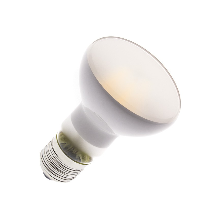 led lampe e27 r63 3 5w filament frost dimmbar ledkia deutschland. Black Bedroom Furniture Sets. Home Design Ideas