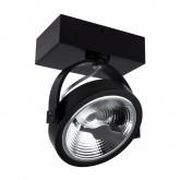 LED Strahler Cree Ausrichtbar 15W Schwarz AR111 Dimmbar für Aufputz-Montage