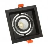 Strahler LED Schwenkbar Madison CREE- COB 10W Schwarz