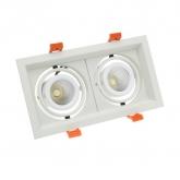 Strahler LED Schwenkbar Madison CREE- COB 2 x 10W