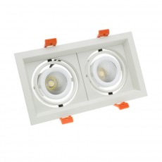 Foco Madison LED Direccionable COB 2x10W