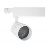 CREE LED Strahler Cannon für 3-Phasen Stromschienen 20W Weiß
