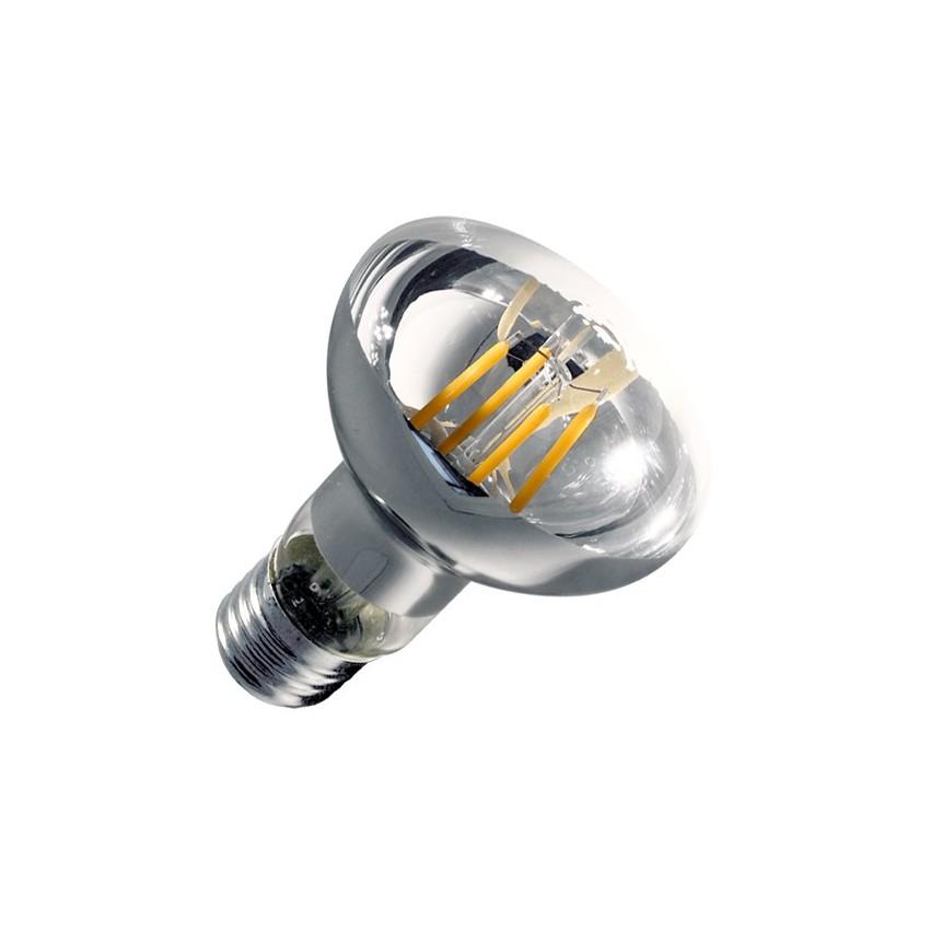 led lampe e27 r63 3 5w filament dimmbar ledkia deutschland. Black Bedroom Furniture Sets. Home Design Ideas