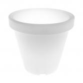 LED-Blumentopf/Eiskübel RGBW Wiederaufladbar 35cm