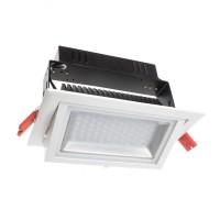 LED-Strahler Samsung 120lm/W Schwenkbar Rechteckig 28W