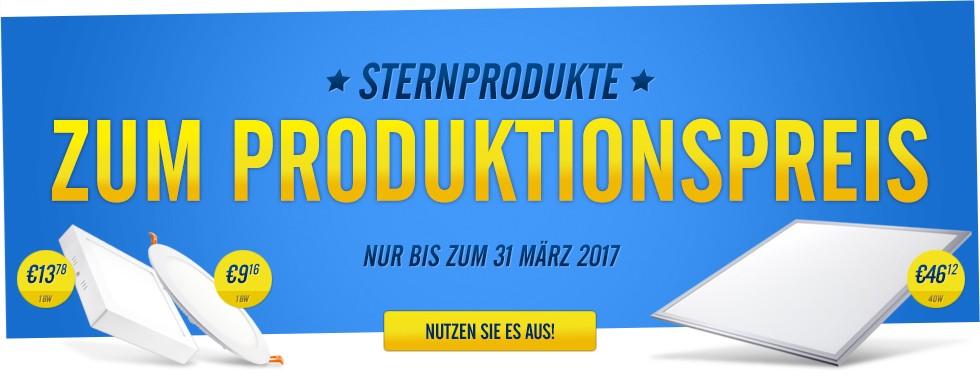 Sternprodukte