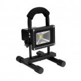 Projecteur LED Portatif avec Batterie 20W
