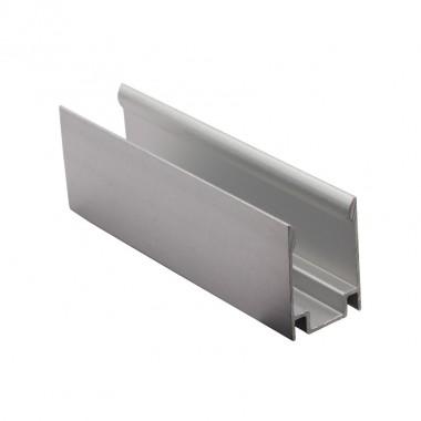 Clip de Fixation Gaine LED Néon Monochrome en Aluminium