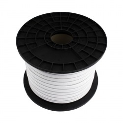 Bobine Flexible LED Néon Blanc Chaud 50 Mètres