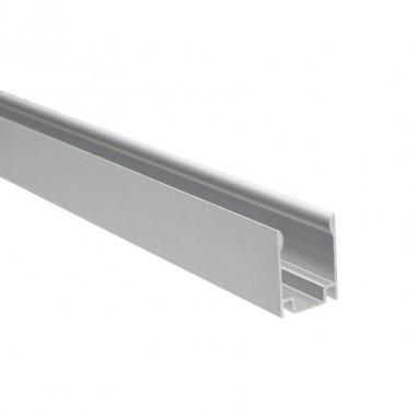 Profilé en Aluminium 1m pour Gaine LED Néon
