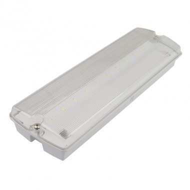 Balise de Secours LED 3W IP65