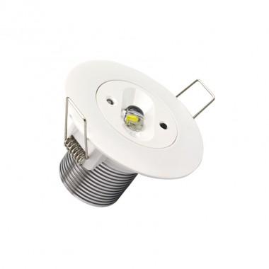 Spot Downlight de Secours LED 5W Éclairage linéaire