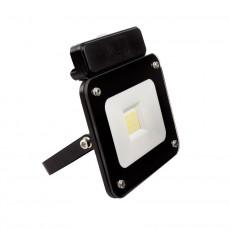 Projecteur LED Extra-plat PIR 30W Blanc