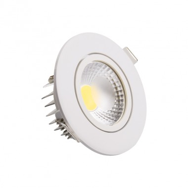 Spot LED Downlight Orientable COB 5W