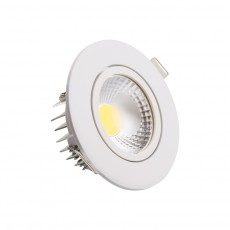 Spot LED Downlight Orientable COB 5W