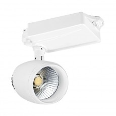 LED Tracklight ALANA 30W White & Black Frame
