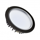 Downlight LED Samsung 40W 120lm/W Noir
