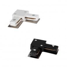 Conector Tipo L para Carril Monofásico