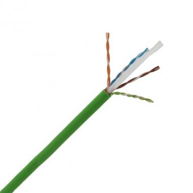 305m Câble CAT6 SFTP Sans Halogène et Feuille CCA
