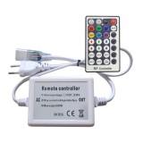 Contrôleur Rubans LED RGB 220V AC télécommande RF 28 Touches