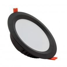 Downlight LED Samsung 120lm/W Aéro 24W Noir