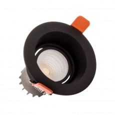 Foco LED Cree-COB Manhattan 10W Negro