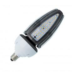 Ampoule LED Éclairage Publique Corn E27 40W IP65