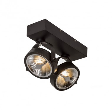 Spot LED Cree en Saillie Orientable AR111 30W Dimmable Noir