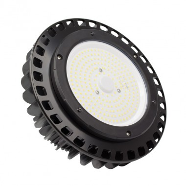 Cloche LED UFO HE 200W 135lm/W Mean Well HBG Dimmable