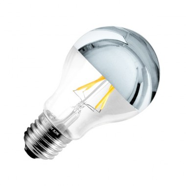 Ampoule LED E27 Dimmable Filament Reflect A60 6W
