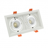 Spot LED Cree-COB Madison Orientable 2x10W