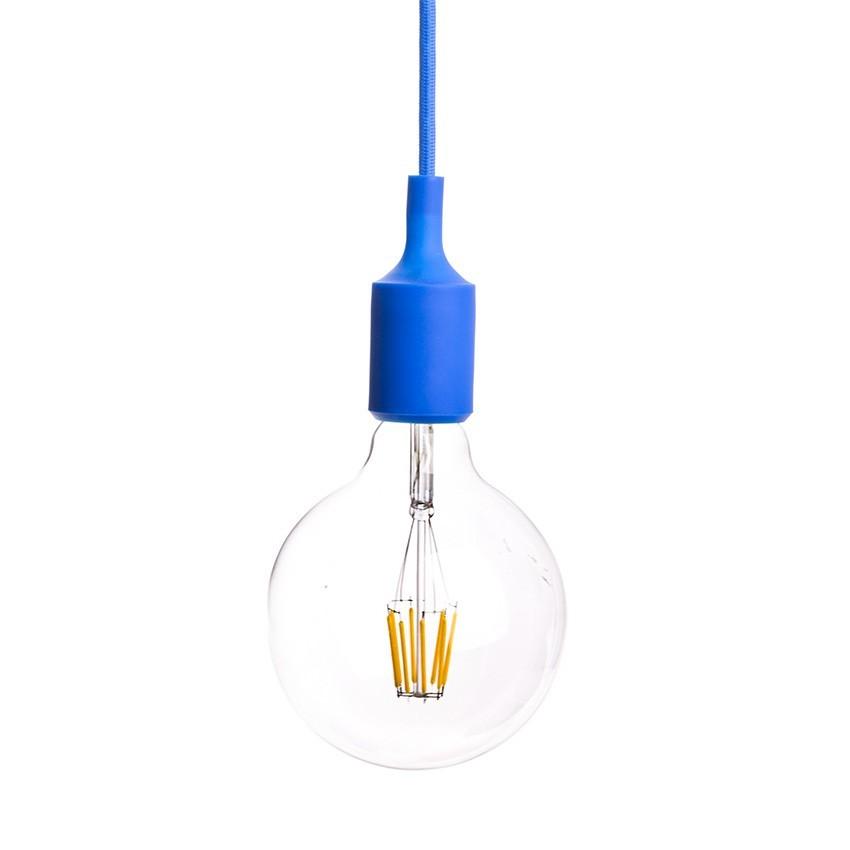 Lampe suspendue rubik ledkia france for Lampe suspendue