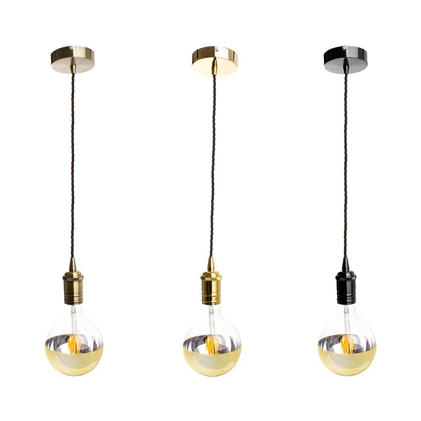lampe suspendue sinatra ledkia france. Black Bedroom Furniture Sets. Home Design Ideas