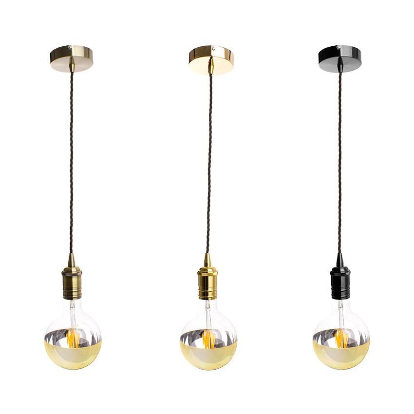 Lampe suspendue sinatra ledkia france for Lampe suspendue