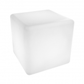 Cube LED RGBW 30cm Rechargeable