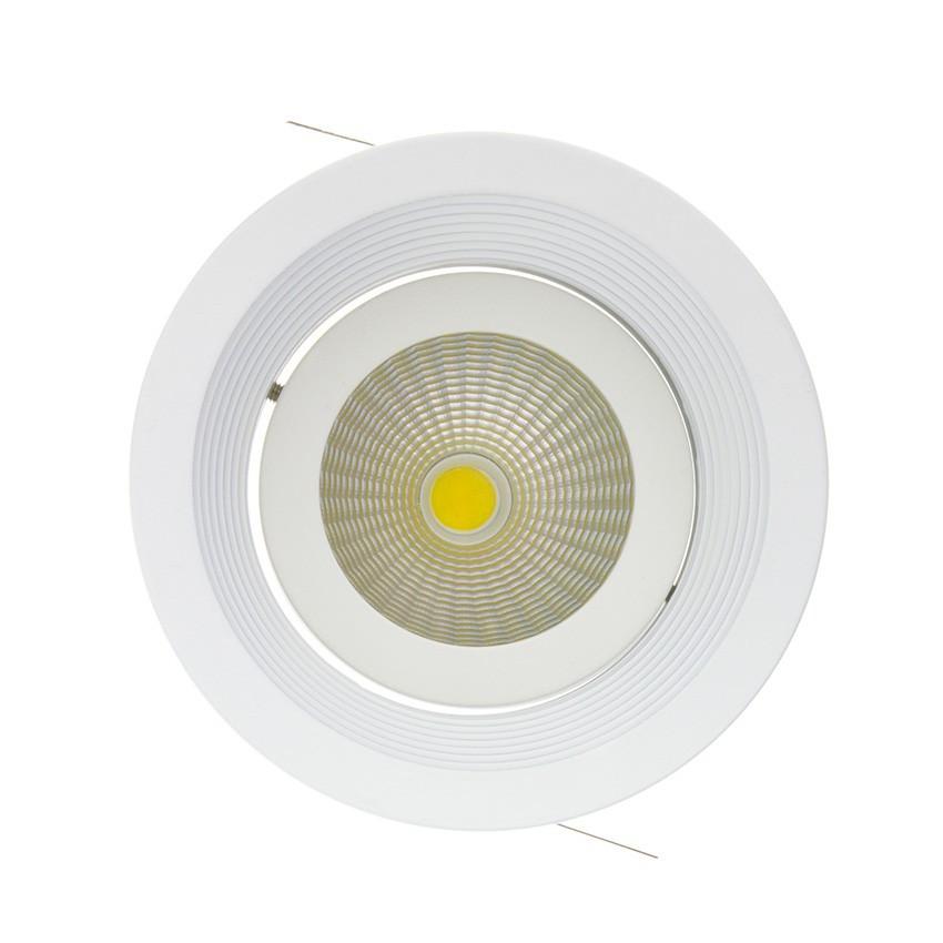 spot led downlight orientable h cob 7w ledkia france. Black Bedroom Furniture Sets. Home Design Ideas