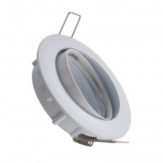 Aro Downlight Basculante 84mm