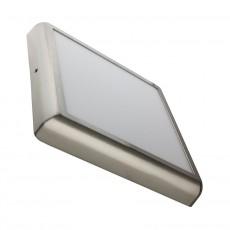 Plafonnier LED Carré Silver Design 24W