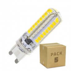Pack 5 Bombillas LED G9 5W