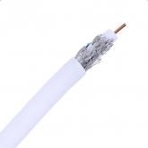 Câble Coaxial Cuivre-Aluminium Antenne TV 300m