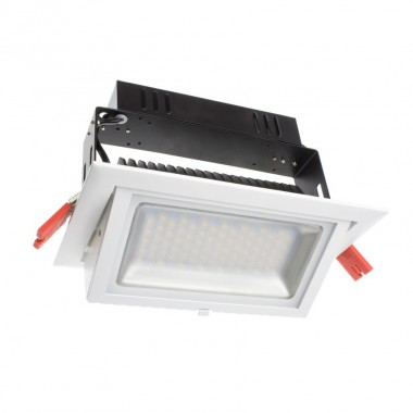 Projecteur LED Samsung 120lm/W Orientable Rectangulaire 38W